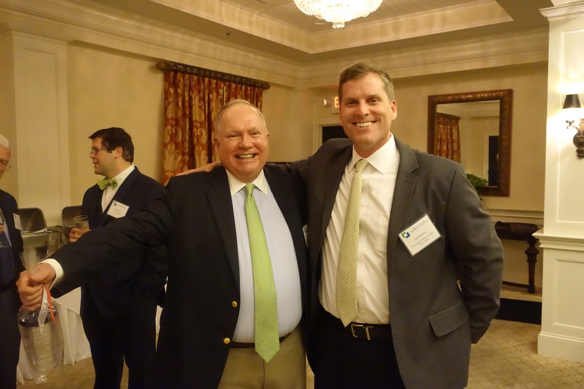 Jim Buxton attends the 50th anniversary celebration for the ABA Real Property, Probate & Trust Journal
