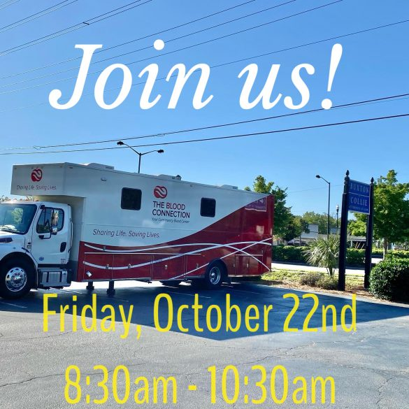 Buxton & Collie, LLC to Host a Fall Blood Drive on Friday, October 22…